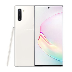 SAMSUNG 三星 Galaxy Note10 智能手机 密斯白 8GB+256GB