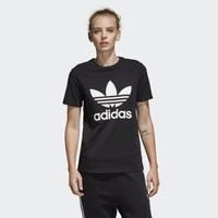 adidas Originals 阿迪达斯 三叶草 CV9888 女款圆领短袖运动T恤  *4件