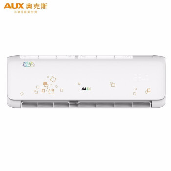 AUX 奥克斯 极速侠系列 KFR-26GW/BpR3TYC2(B3) 1匹 变频 壁挂式空调 白色