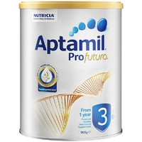 Aptamil 爱他美 白金版 MAX 婴幼儿奶粉 3段 900g *4件