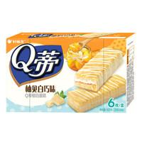 Orion/好丽友  Q蒂郁白蛋糕 柚见白巧味 6枚 168g *8件
