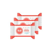 B&B 保宁 婴儿洗衣皂 洋槐香 200克/块 3块装 *4件