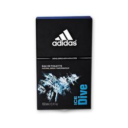 Adidas 阿迪达斯 男士运动香水 荣耀 100ml