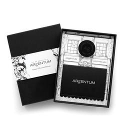 ARgENTUM 入门护肤礼盒(银油3ml+身体乳10ml+白皂20g+银霜15ml)