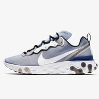 Nike 耐克 React Element 55 BQ6166 男/女子运动鞋