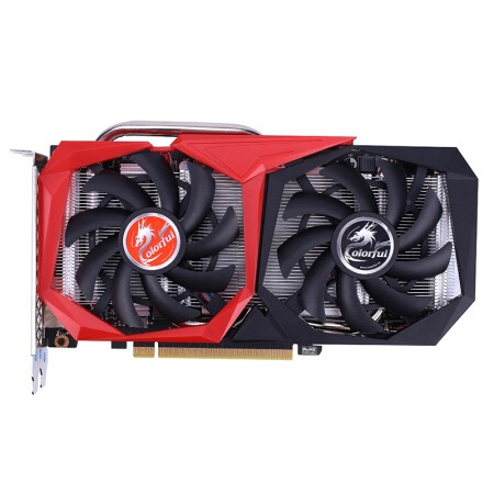 COLORFUL 七彩虹 iGame GeForce RTX 2060 spuer 战斧 显卡
