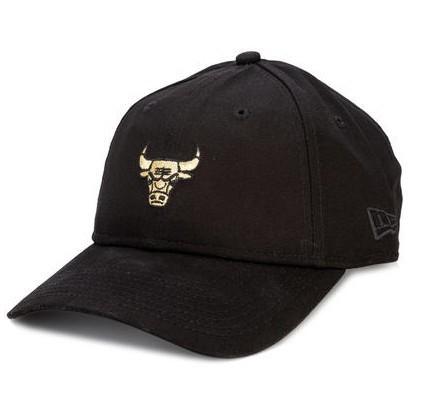 New Era Chicago Bulls 9Twenty Cap 男士棒球帽