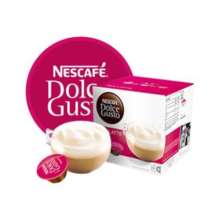 Nestlé 雀巢 Dolce Gusto 多趣酷思 港式奶茶 胶囊咖啡 16颗