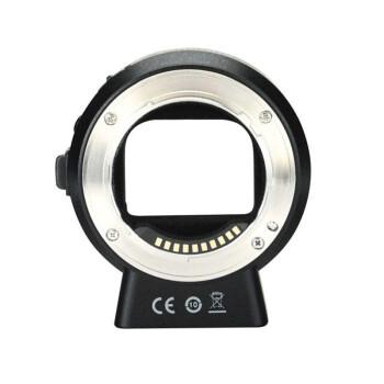 YONGNUO 永诺 EF-E II 转接环 (黑色、佳能EF、索尼E)