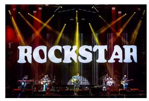 伍佰&China Blue Rock Star 2019演唱会 南京站