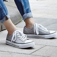 VANCL 凡客诚品 1088867 中性款帆布鞋 *3件