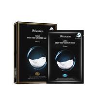 JMsolution 滋养燕窝营养保湿面膜 黑臻版 10片 *4件