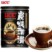 UCC 悠诗诗 炭烧咖啡粉 300g