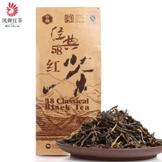 凤牌 经典58工夫茶 红茶 200g