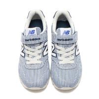 new balance 经典996 复古条纹 儿童运动鞋 *2件