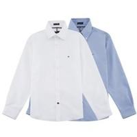TOMMY HILFIGER OXFORD 24N0625 男士修身衬衫 *3件