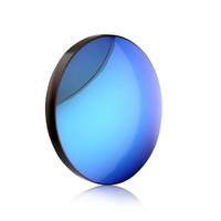 LOHO 1.56炫彩膜七彩染色片配近视太阳镜墨镜现片 2片装 *2件