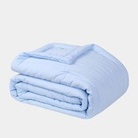 LADYSOFT 御棉堂 可水洗被芯薄被子 天蓝色 180x200cm