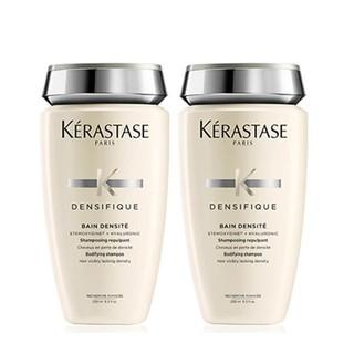 银联专享 : KÉRASTASE 卡诗 白金赋活防脱发洗发水 250ml *2瓶
