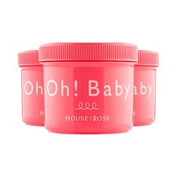 HOUSE OF ROSE Oh! Baby 肌肤磨砂膏 570g*3瓶 *2件