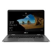 ASUS 华硕 灵耀 ZenBook Flip 14英寸 翻转触控笔记本(i7-8550U、16GB、512GB)