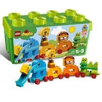 LEGO 乐高 Duplo 得宝系列 10863 我的创意动物大巡游