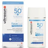 ultrasun U佳 小蓝盾 水感隔离高倍防晒乳 SPF50+ 40ml