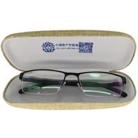 BAILINGGUIZU 白领贵族 商务款眼镜+防蓝光1.61镜片