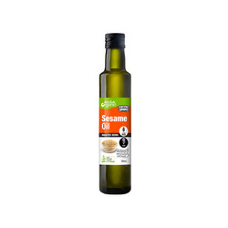 Absolute Organic 有机冷榨纯香芝麻油 250ml