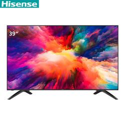 Hisense 海信 HZ39E35A 39英寸 AI智能液晶电视 黑色