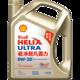 Shell 壳牌 Helix Ultra 金装极净超凡喜力 全合成机油 0W-20 SN级 4L 268元