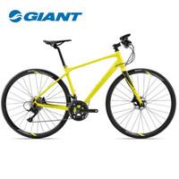 一台追求速度与顺滑路感的自行车 捷安特 Fastroad SL 2