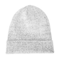 诗丹凯萨毛线帽子女秋冬保暖包子兔毛套头帽女士毛线帽 WGFM184015 深灰色 均码 *3件