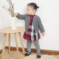 网易严选 1-4岁 小公主羊绒开衫(女婴童)