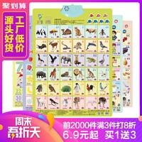 儿童早教汉语拼音有声挂图