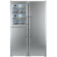 利勃海尔 SBSes8486 740升 专业酒柜 对开门冰箱