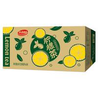 达利园 柠檬茶 柠檬茶饮料 250ml*24盒  *4件