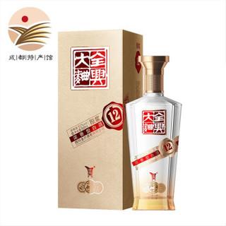 全兴 大曲 原浆12 浓香型礼盒白酒 52度 500ml