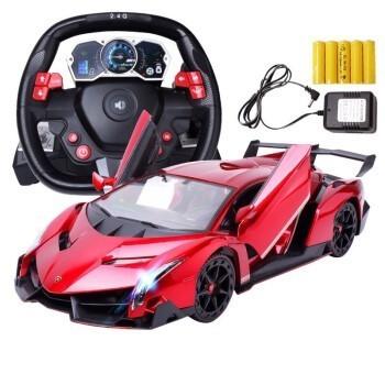 MZ 美致模型 1:14兰博基尼遥控车 2289 红色