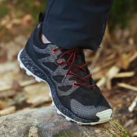 探路者徒步鞋春夏户外男女网面透气防滑休闲运动徒步鞋