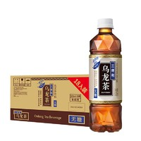 三得利无糖乌龙茶饮料500ml*18瓶/箱 茶饮料 *2件
