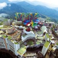 马来西亚云顶名胜世界  第一大酒店2晚无早住宿套餐