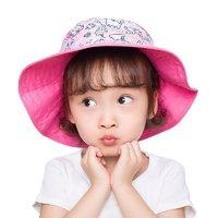 Baby Banz 宝宝双面防晒太阳帽 UPF50+ 0-5岁 *2件