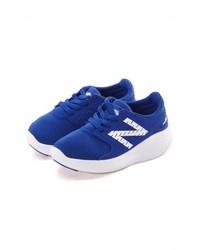 New Balance 缓震 男子小童蓝色跑步鞋 跑步系列