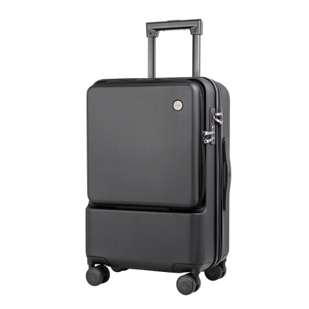 惠普登机箱笔记本电脑行李箱男女20英寸商务智能办公室拉杆箱万向轮旅行箱3CY38PA黑