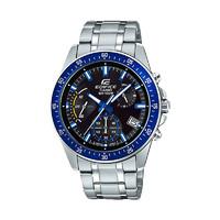 CASIO 卡西欧  EDIFICE系列商务计时防水石英男士手表时尚腕表 EFV-540D-1A2