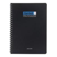 KOKUYO 国誉 DS5000 Gambol 双螺旋笔记本 A5/60页 *5件