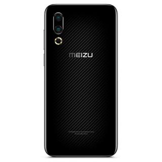 MEIZU 魅族 16s 智能手机 8GB+128GB 全网通 碳纤黑