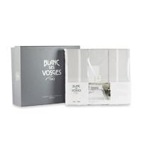 Blanc des Vosges 缎纹棉安布瓦斯系列四件套 礼盒装 银灰 200x230cm
