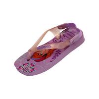 Havaianas 哈瓦那 女童 细带人字拖鞋 冰雪奇缘
